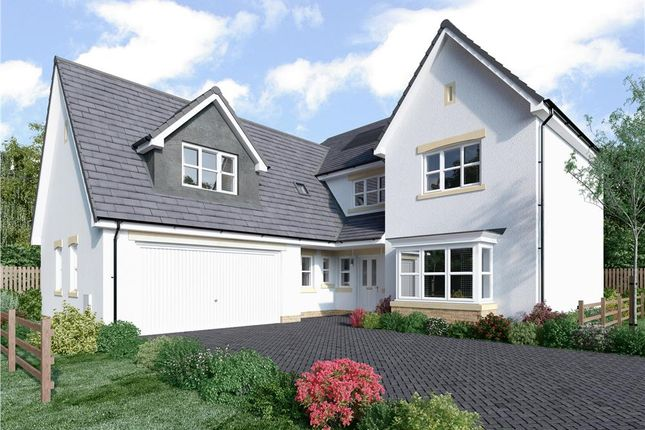 "Thumbnail Detached house for sale in ""Mackintosh"" at Murieston Road, Murieston, Livingston"