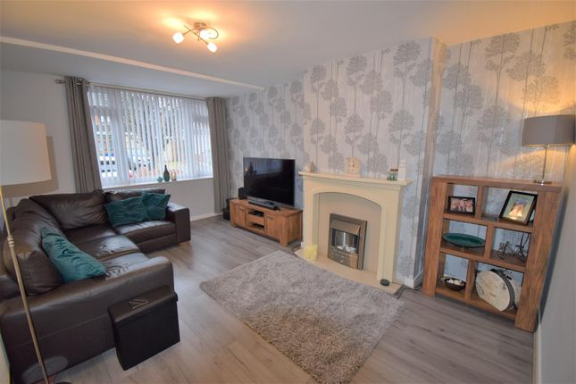 Lounge of Parkfield Avenue, Astley, Manchester M29