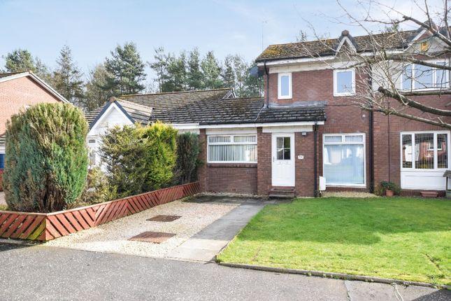 Thumbnail Terraced house for sale in Primrose Place, Eliburn, Livingston