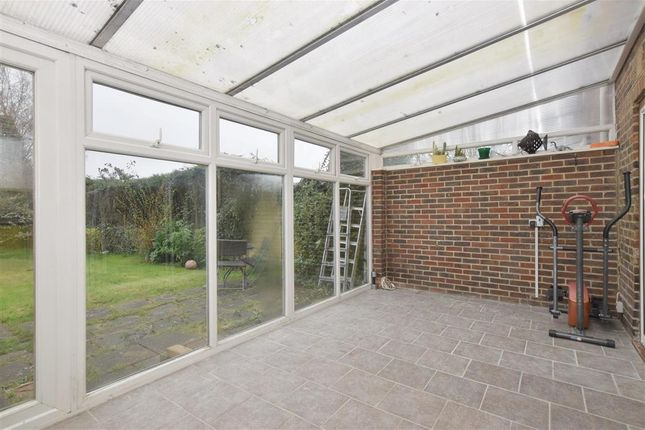 Conservatory of Lilian Terrace, Poling, Arundel, West Sussex BN18