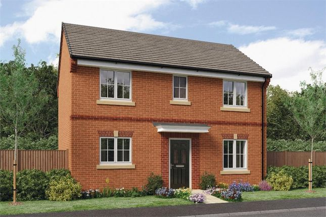 """Thumbnail Detached house for sale in """"Darwin"""" at Leeds Road, Thorpe Willoughby, Selby"""