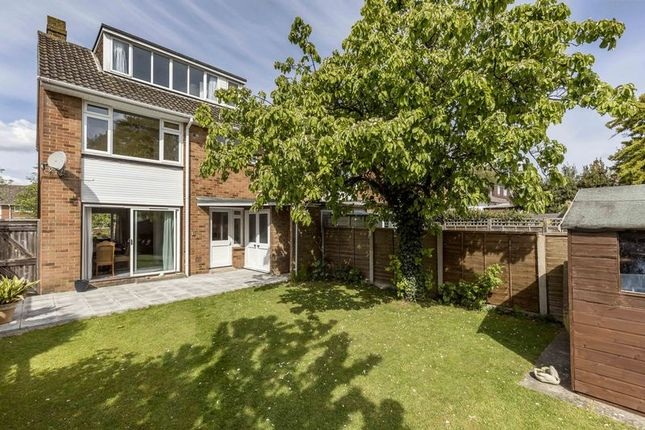 Thumbnail Semi-detached house for sale in Laurence Green, Emsworth