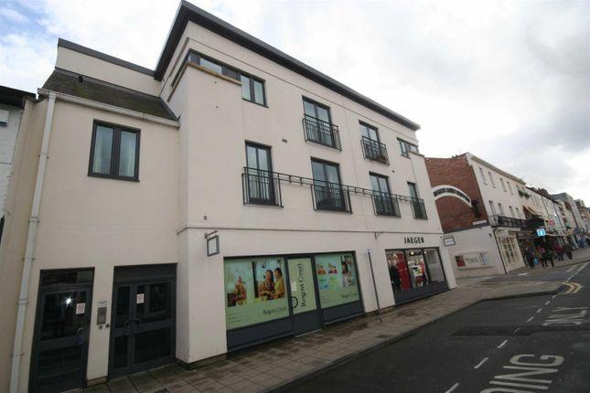 Thumbnail Flat to rent in Regent Street, Leamington Spa