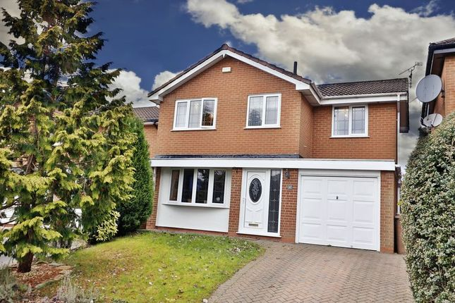 Thumbnail Detached house for sale in Shearing Avenue, Rochdale