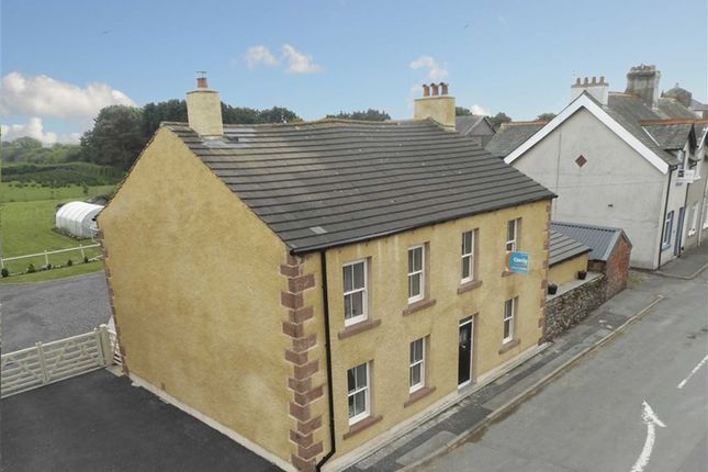 Thumbnail Detached house for sale in Main Street, Silecroft, Cumbria