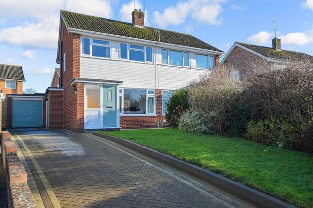 Thumbnail Semi-detached house to rent in Richmond Way, Maidstone