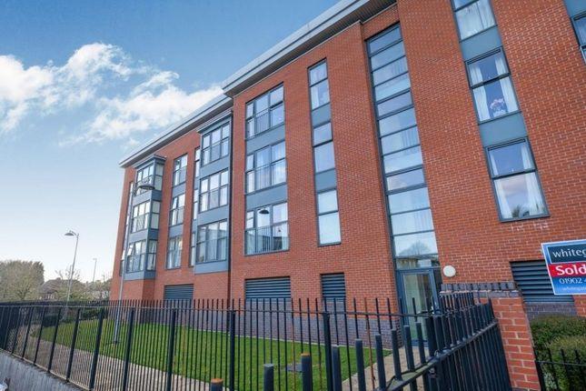Thumbnail Flat to rent in Rothesay Gardens, Wolverhampton