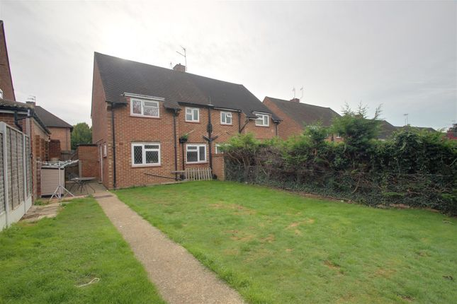 Thumbnail Semi-detached house for sale in South Way, Abbots Langley