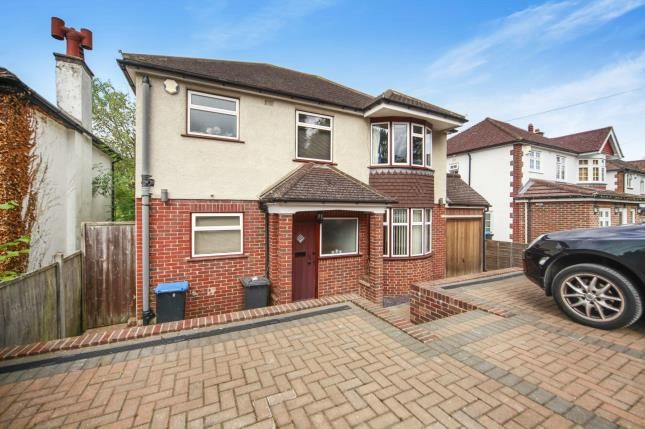 Thumbnail Detached house for sale in Oakley Road, Warlingham, Surrey