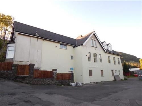 Thumbnail Flat to rent in Alma Street, Abertillery