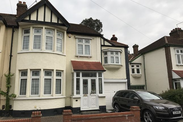 Thumbnail Terraced house to rent in Hatley Avenue, Ilford