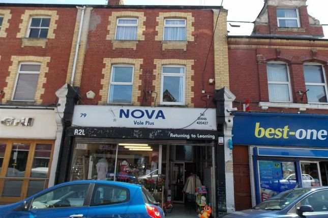 Thumbnail Commercial property for sale in High Street, Barry, Vale Of Glamorgan