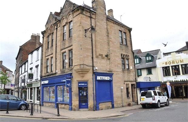 Thumbnail Commercial property for sale in Market Place, Hexham, Northumberland