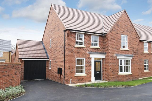 "Thumbnail Detached house for sale in ""Holden"" at Lowfield Road, Anlaby, Hull"