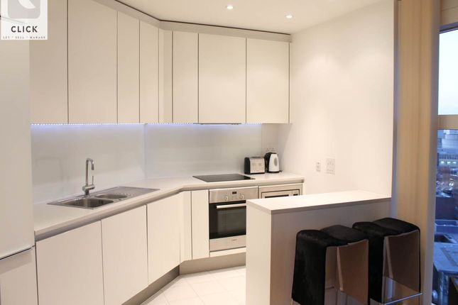 Kitchen of The Cube West 197, Wharfside Street, Birmingham B1
