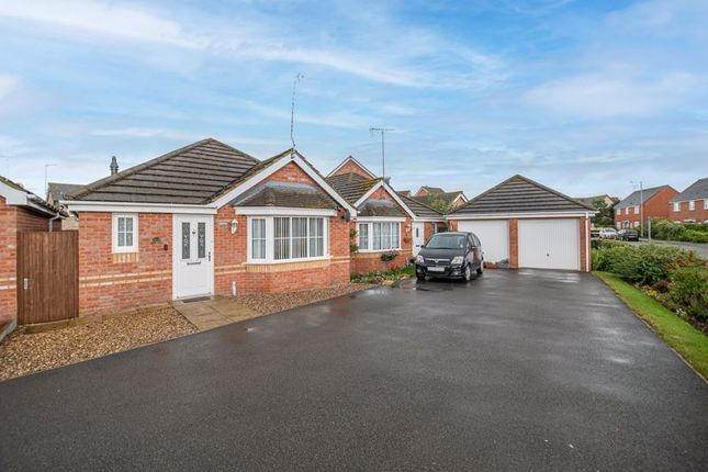 Thumbnail Bungalow for sale in Butland Road, Corby
