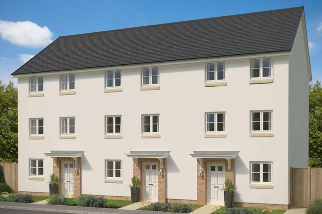 "4 bedroom terraced house for sale in ""Leven"" at Kingsgate Retail Park, Glasgow Road, East Kilbride, Glasgow"