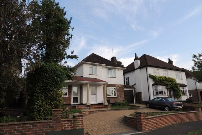 Thumbnail Semi-detached house to rent in Woodside Road, Purley