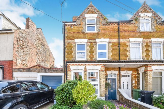 Thumbnail Semi-detached house for sale in Victoria Avenue, Hunstanton