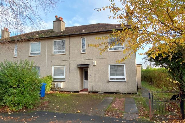 2 bed flat for sale in Abbott Crescent, Clydebank G81