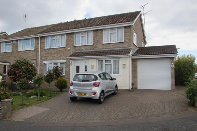 Thumbnail Semi-detached house to rent in Munnings Drive, Clacton-On-Sea