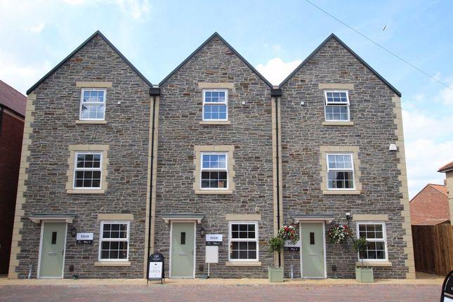 Thumbnail End terrace house for sale in Richmond Road, Mangotsfield, Bristol