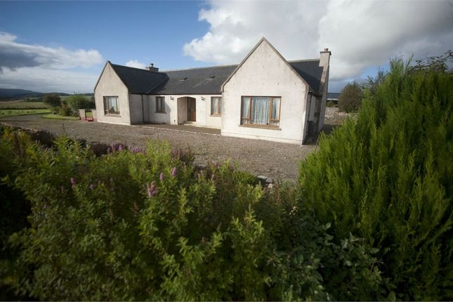 Thumbnail Detached bungalow for sale in Craigellachie, Aberlour, Moray