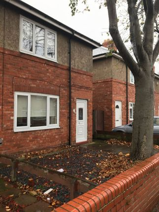 Thumbnail Terraced house to rent in Durban Street, Blyth