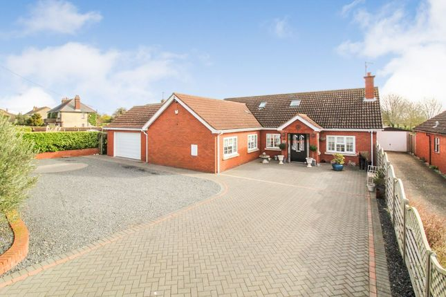 Thumbnail Bungalow for sale in Keysoe Road, Thurleigh, Bedford