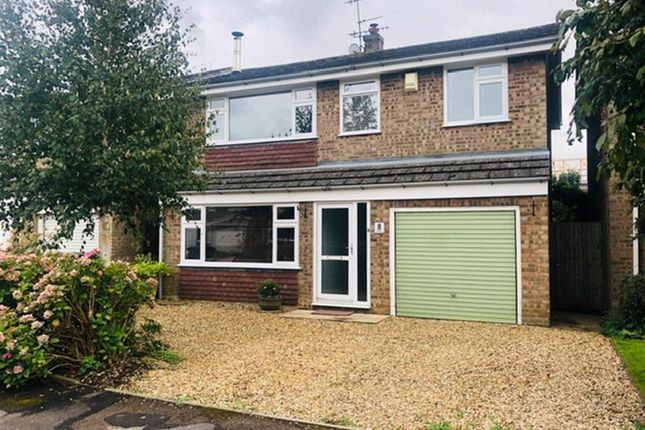 Thumbnail Detached house for sale in The Leys, Welford, Northampton