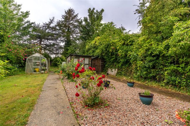 Rear Garden of Loose Road, Maidstone, Kent ME15