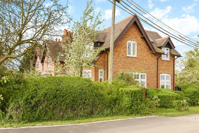 Thumbnail Cottage to rent in Weedon, Aylesbury