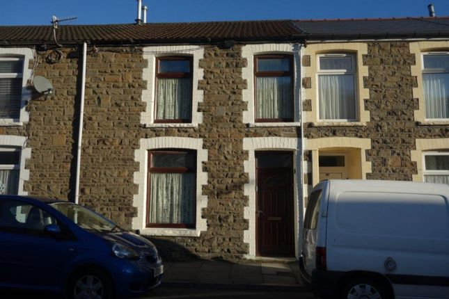 Thumbnail Terraced house to rent in Miskin Street, Tynywedd