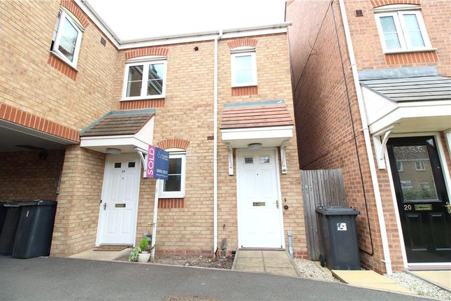 Flat for sale in Templar Drive, Nuneaton, Warwickshire