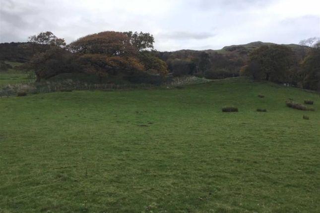 Thumbnail Farm for sale in Land At Geufron, Bryncrug, Tywyn, Gwynedd