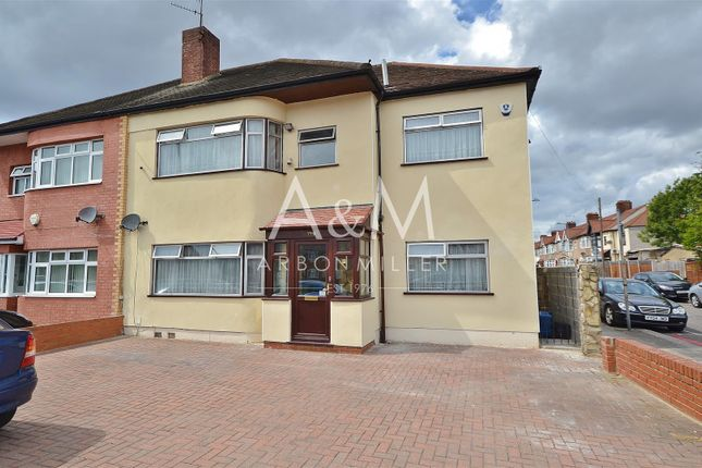 Thumbnail Semi-detached house for sale in Eastern Avenue, Ilford