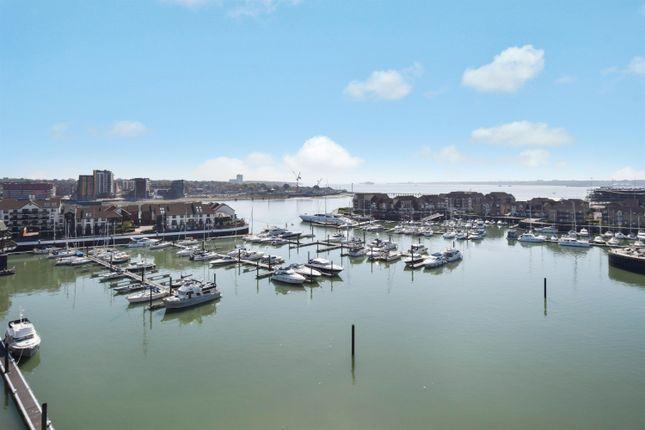 Thumbnail Flat for sale in Admirals Quay, Ocean Way, Ocean Village