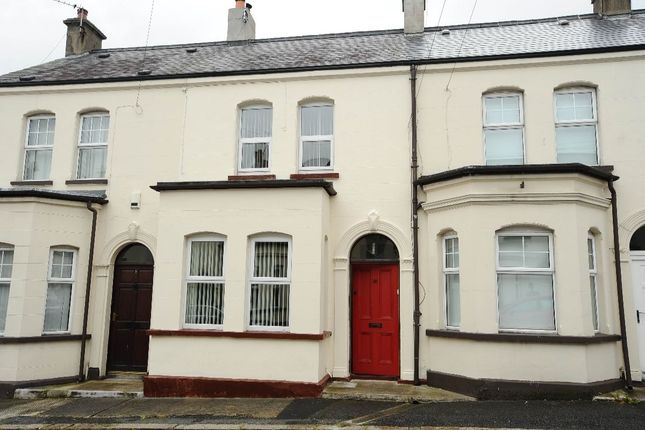 Thumbnail Terraced house to rent in Brownlow Street, Comber, Newtownards