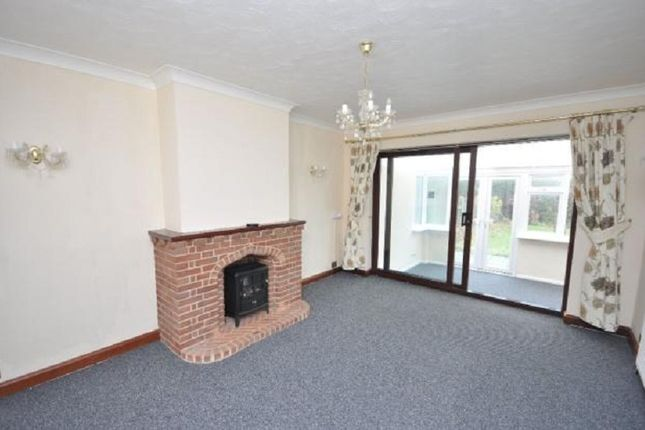 Thumbnail Semi-detached bungalow for sale in Elm Grove, Kirby Cross, Frinton-On-Sea, Essex.