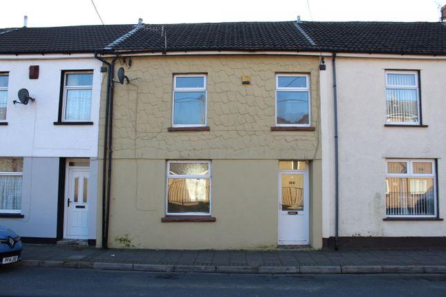 Thumbnail Terraced house to rent in Maerdy Road, Maerdy