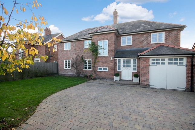 Thumbnail Detached house for sale in Canadian Avenue, Hoole, Chester