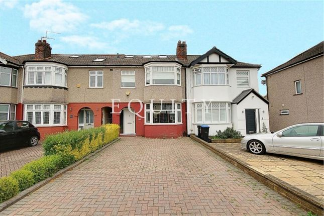 Thumbnail Terraced house for sale in Buckingham Close, Enfield