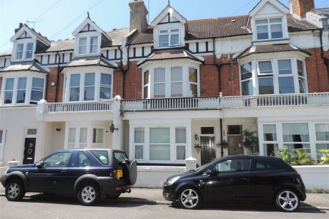 Thumbnail Terraced house for sale in Reginald Road, Bexhill On Sea, East Sussex