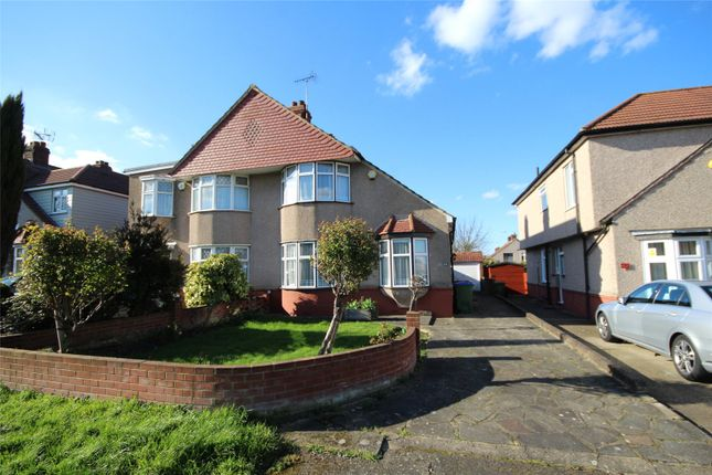 External of Welling Way, Welling, Kent DA16