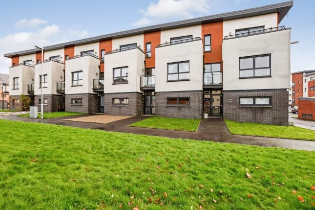 Thumbnail Terraced house for sale in Mulberry Square, Renfrew, Renfrewshire, .