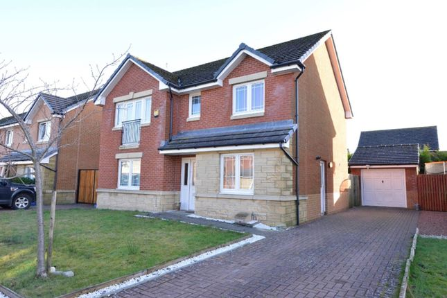 Thumbnail Detached house for sale in Parkmeadow Way, Glasgow