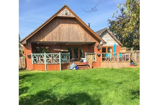 Thumbnail Detached bungalow for sale in Rectory Close, Staplegrove, Taunton