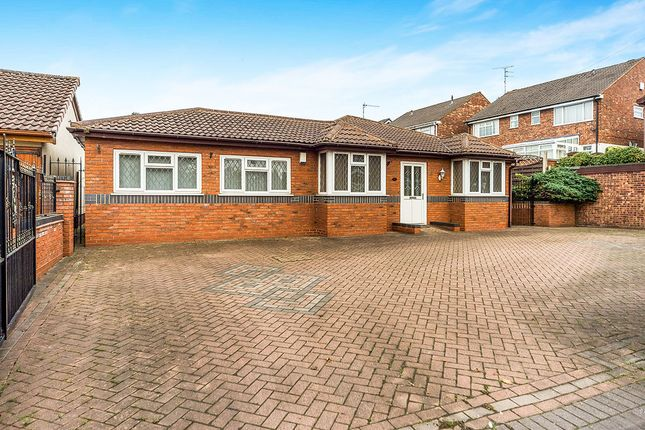 Thumbnail Bungalow for sale in Lawnswood Road, Wordsley, Stourbridge
