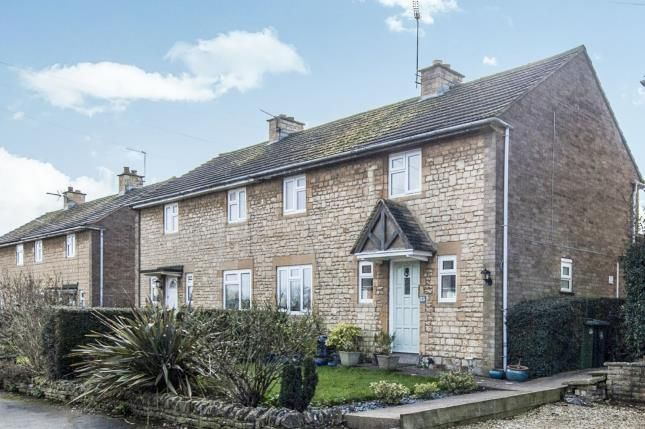 Thumbnail Semi-detached house for sale in Bennett Place, Ilmington, Shipston-On-Stour