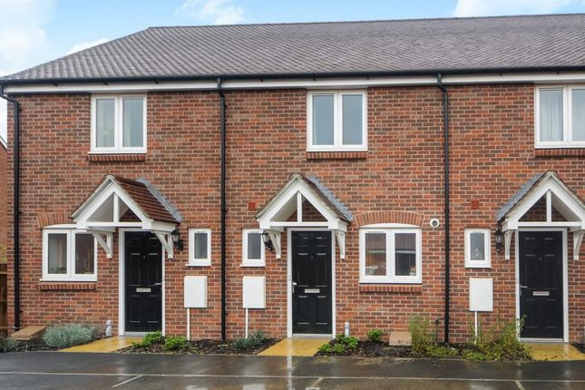 Thumbnail Terraced house to rent in Botley, Oxford